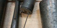 Broken resonator joint