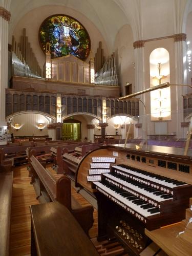 Stockholm Sofia Church