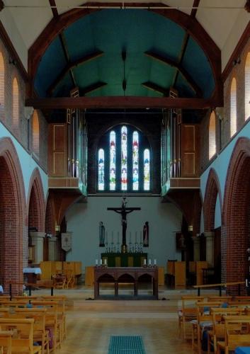 Whyke St George's
