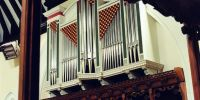 Organ case