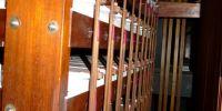 Restored Barker Lever machine