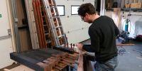 Repairing splits