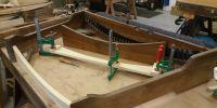 Pedalboard restoration