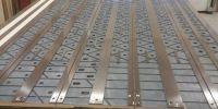 Restored soundboard table