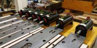 Slider solenoids fitted