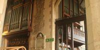 Reigate St Mary Magdalene organ before restoration