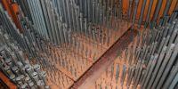 Swell Organ detail