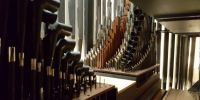 Great soundboard pipes