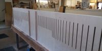 Pallet slots in soundboard
