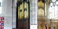 Leominster priory organ