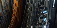 Great organ pipework