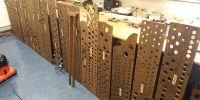 Restoring rackboards