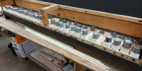 Pedal chest restoration
