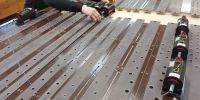 Fitting slider solenoids
