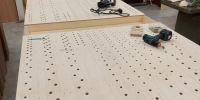 Soundboard manufacture