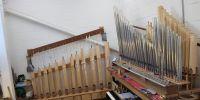 Gt Claribel Flute 8' and Flute Harmonique 4'