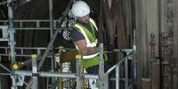 Removing casework pinnacle