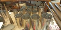 Gt Trumpet 8' - new pepperpots