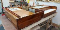 Restoration complete on two soundboards