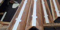 Re-leathering reservoir ribs